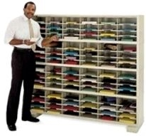 Office Mail Sorters and Mailboxes