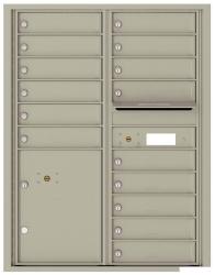 4C Horizontal Mailboxes Georgia