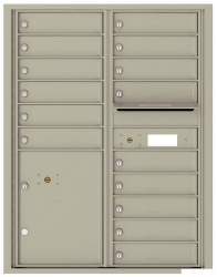 4C Horizontal Mailboxes for Apartments South Carolina