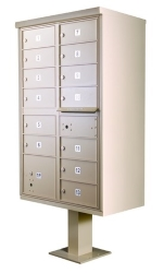 Commercial Mailboxes for Sale in Texas