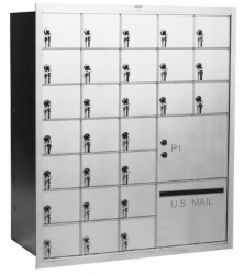 Indoor Mailboxes for Sale California