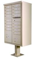 Outdoor Pedestal Cluster Boxes Idaho