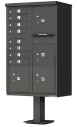 Outdoor Pedestal Mailboxes New Jersey