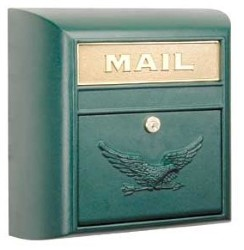 Residential USPS Approved Mail Box