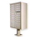 Commercial Cluster Mailboxes