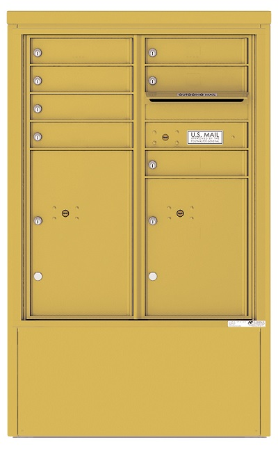Depot Style Mailboxes