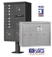 residential mailboxes side view. Commercial Mailboxes For USPS Delivery Residential Side View