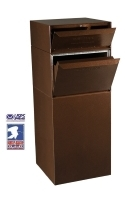 USPS Approved Delivery Package Vault Outdoor Mailbox